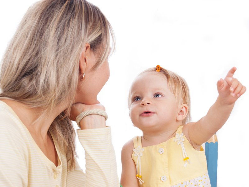 ninitest.com      آموزش حرف زدن نوزاد + راهکارهای زود حرف زدن کودک