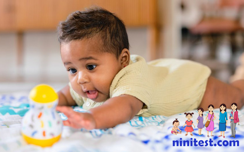 www.ninitest.com تست غربالگری تکامل کودکان
